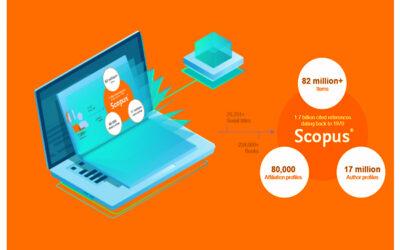 بهبود دادههای بودجه مقالات در Scopus بزرگترین پایگاه چکیده مقالات جهان